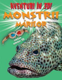 Aventuri in 3d: monstrii marilor  - Paul Harrison