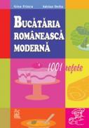 Bucataria romaneasca moderna  - Gina Frincu, Adrian Deliu