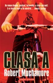Clasa A - Robert Muchamore