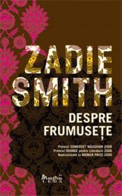 Despre frumusete  - Zadie Smith