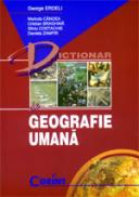 Dictionar de geografie umana  - George Erdeli si colaboratorii