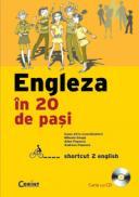 Engleza in 20 de pasi (carte cu cd)  - Ioana Zirra, Mihaela Doaga, A. Popescu, A. Popescu