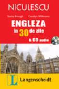 Engleza in 30 de zile & CD audio - Sonia Brough, Carolyn Wittmann