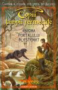 Enigma portalului blestemat  - P.b. Kerr