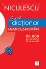 Euro dictionar francez-roman - Colectiv autori