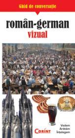 Ghid de conversatie roman-german vizual  - Rudi Kost, Robert Valentin