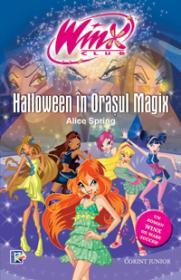 Halloween in orasul Magix  - Alice Spring