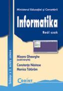 Informatica (lb.maghiara) - cls. a X-a  - Mioara Gheorghe (coord.)