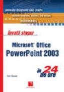 Invata singur Microsoft Office PowerPoint 2003 in 24 de ore - Tom Bunzel