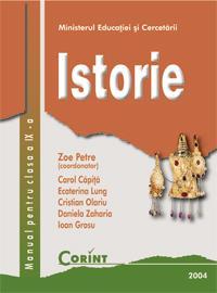 Istorie / Zoe Petre - manual pentru clasa a IX-a  - Zoe Petre (coord.)