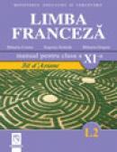 Limba Franceza (L2) - Fil d'Ariane. Manual pentru clasa a XI-a - Eugenia Stratula, Mihaela Cosma, Mihaela Grigore
