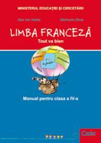 Limba franceza - manual pentru clasa a IV-a  - Marioara Sima, Dan Ion Nasta