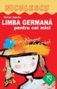 Limba germana pentru cei mici - Doina Sandu