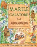 Marile calatorii ale exploratorilor  -