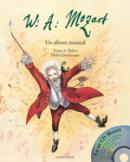 Mozart - un ablum muzical (cu cd muzical)  - Ernst A. Ekker