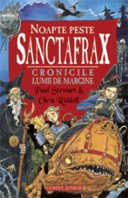 Noapte peste Sanctafrax  - Paul Stewart, Chris Riddell