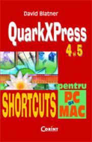 Quarkxpress 4 si 5 shortcuts  - David Blatner