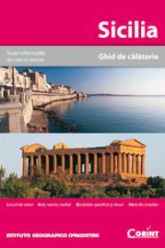 Sicilia. Ghid de calatorie  - Deagostini