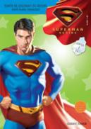 Superman - Carte de colorat 1 din 2  -