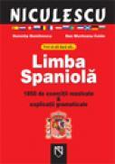 Vrei sa stii daca stii ... limba spaniola. 1850 de exercitii rezolvate & explicatii gramaticale - Domnita Dumitrescu, Dan Munteanu Colan