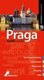 Calator pe mapamond - Praga - Aa Publishing
