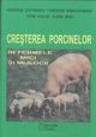 Cresterea porcilor in fermele mici si mijlocii - Gh. Stefanescu, F. Dron
