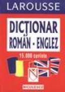 Dictionar roman-englez Larousse - ***