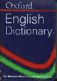 English Dictionary - Georgia Hole, Sara Hawker