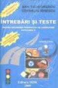 Intrebari si teste - categoria B - Dan Teordorescu, Corneliu Ionescu