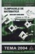 Olimpiadele de matematica clasa VII - Calin Burdusel, Nicolae Grigore, Nicoleta Alexe