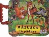 Ratusca in padure -