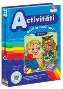 Activitati pentru copii mici 2-3 ani -