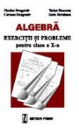 Algebra - exercitii si probleme pentru clasa a X-a - Nicolae Dragomir, Carmen Dragomir, Tudor Deaconu, Doru Savulescu
