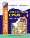 Caiet de Limba si Literatura Romana cls. a-lV-a semestrul l - Celina Iordache , Valentina Jercea