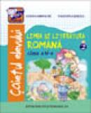 Caiet de Limba si Literatura Romana cls. a-lV-a semestrul ll - Celina Iordache , Valentina Jercea