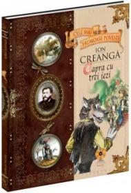 Capra cu trei iezi - vol. 6 - Ion Creanga