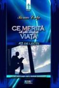 Ce merita sa stii despre viata 42 de lectii -  Romeo Cretu