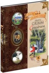 Cenusareasa - vol. 2 - Fratii Grimm