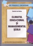Climatul educational si managementul scolii - Ion Barbu Daniela