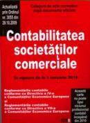 Contabilitatea societatilor comerciale - Culegere de acte normative