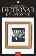 Dictionar de antonime - Gheorghe Druta