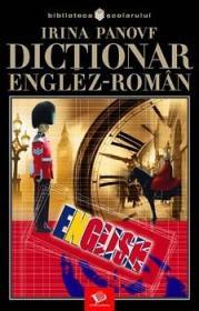 Dictionar englez-roman - Panovf Irina
