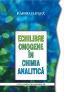 Echilibre omogene in chimia analitica - Luminita Vladescu