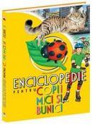 Enciclopedie pentru copii mici si ... bunici -