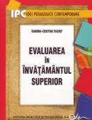 Evaluarea in invatamantul superior - Pachef Ramona-Cristina