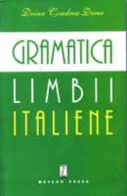 Gramatica limbii italiene - Doina Condrea Derer