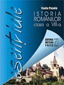 Istoria romanilor clasa a VIII-a - Vasile Pasarila