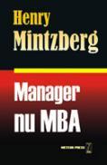 Manager, nu MBA -  Henry Mintzberg