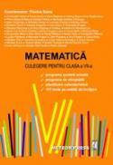 Matematica. Culegere pentru clasa a VII-a - Florica Banu