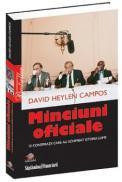 Minciuni oficiale - David Heylen Campos